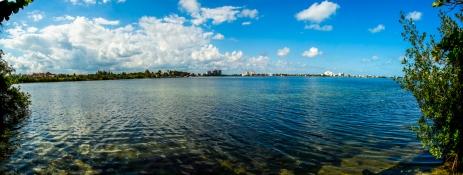 Cancun Lagoon - Canon 5D MkIII