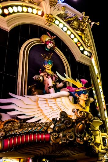 Las Vegas Harrods Hotel and Casino - Fujifilm X100s