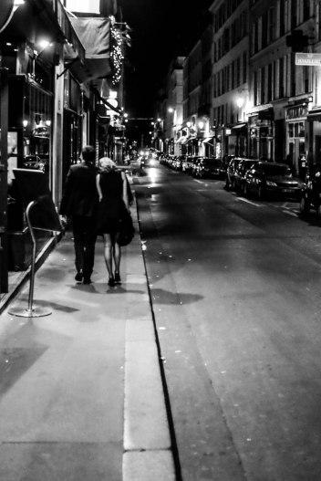 Paris street - Fujifilm X100s