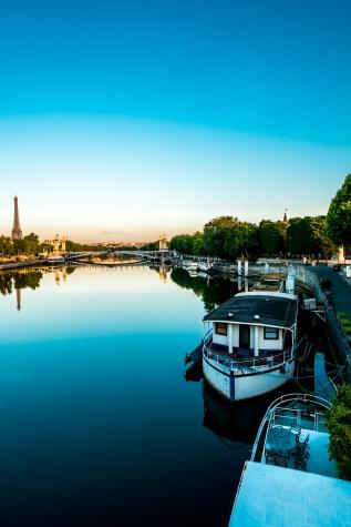 Seine River, Paris - Fuji X-Pro1
