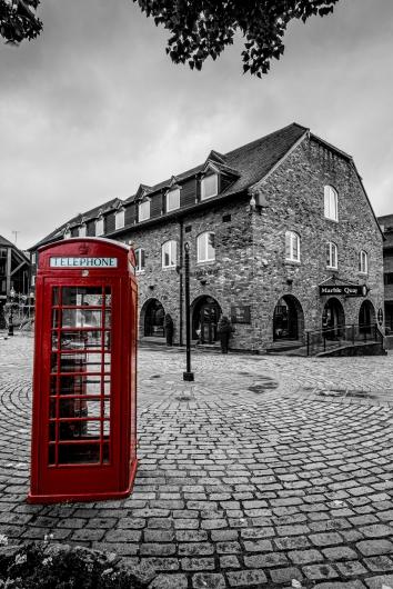London iconic phone booth - Fujifilm X-Pro1